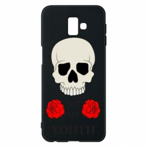 Phone case for Samsung J6 Plus 2018 Rip my youth