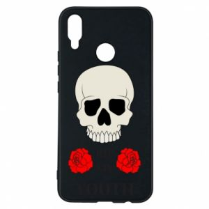 Phone case for Huawei P Smart Plus Rip my youth