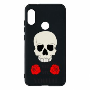 Phone case for Mi A2 Lite Rip my youth