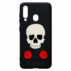 Phone case for Samsung A60 Rip my youth