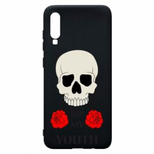 Phone case for Samsung A70 Rip my youth