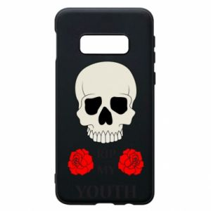 Phone case for Samsung S10e Rip my youth