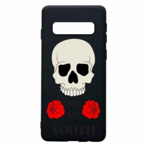 Phone case for Samsung S10 Rip my youth