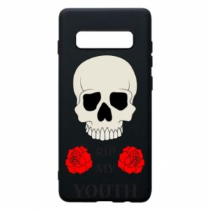 Phone case for Samsung S10+ Rip my youth