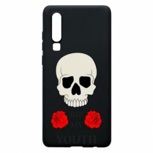 Phone case for Huawei P30 Rip my youth