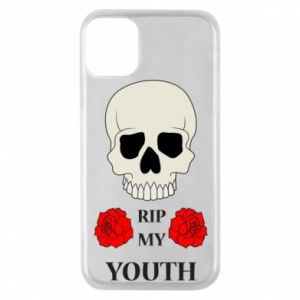 Phone case for iPhone 11 Pro Rip my youth