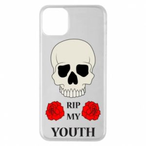 Phone case for iPhone 11 Pro Max Rip my youth