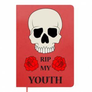 Notepad Rip my youth