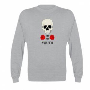 Bluza dziecięca Rip my youth