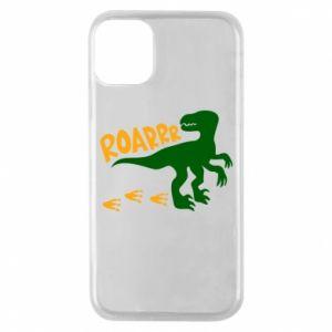 Phone case for iPhone 11 Pro Roarrr - PrintSalon