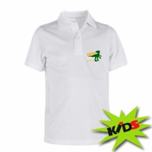Children's Polo shirts Roarrr - PrintSalon