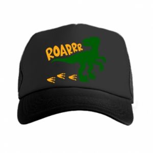 Trucker hat Roarrr - PrintSalon