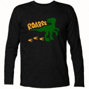 Long Sleeve T-shirt Roarrr - PrintSalon