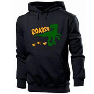 Men's hoodie Roarrr - PrintSalon