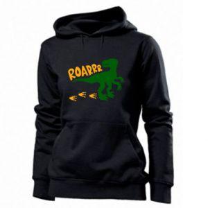 Women's hoodies Roarrr - PrintSalon