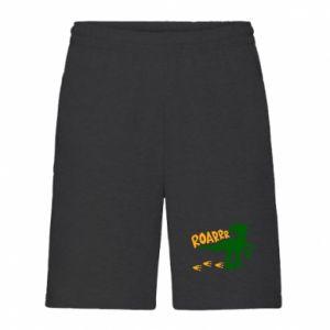 Men's shorts Roarrr - PrintSalon