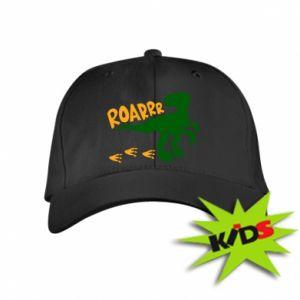 Kids' cap Roarrr - PrintSalon