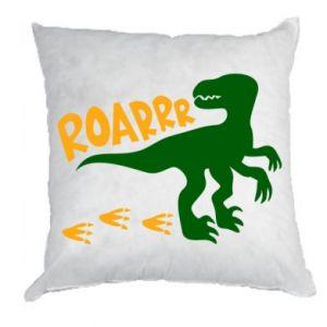 Pillow Roarrr - PrintSalon