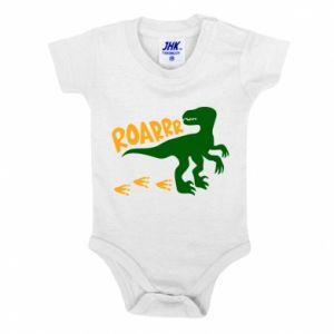Baby bodysuit Roarrr - PrintSalon