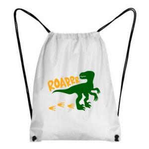 Backpack-bag Roarrr - PrintSalon