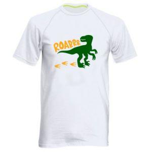 Men's sports t-shirt Roarrr - PrintSalon