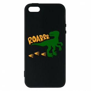 Phone case for iPhone 5/5S/SE Roarrr - PrintSalon