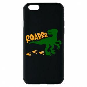 Phone case for iPhone 6/6S Roarrr - PrintSalon
