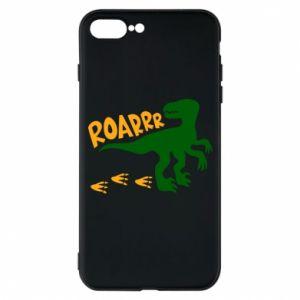 Phone case for iPhone 7 Plus Roarrr - PrintSalon