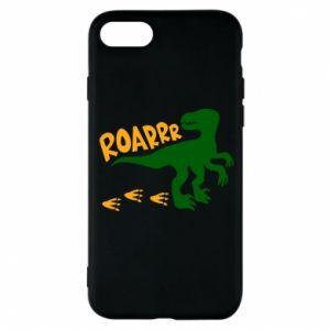 Phone case for iPhone 8 Roarrr - PrintSalon