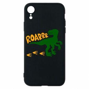 Phone case for iPhone XR Roarrr - PrintSalon