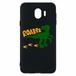 Phone case for Samsung J4 Roarrr - PrintSalon
