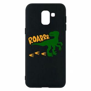 Phone case for Samsung J6 Roarrr - PrintSalon