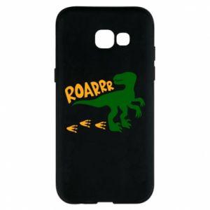Phone case for Samsung A5 2017 Roarrr - PrintSalon