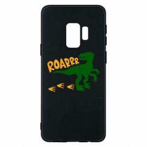 Phone case for Samsung S9 Roarrr - PrintSalon
