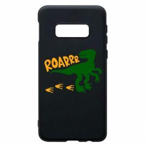 Phone case for Samsung S10e Roarrr - PrintSalon