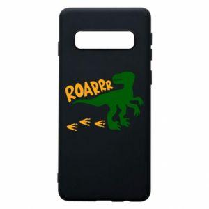 Phone case for Samsung S10 Roarrr - PrintSalon