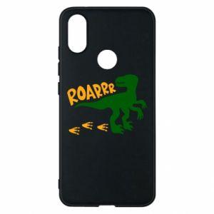 Phone case for Xiaomi Mi A2 Roarrr - PrintSalon