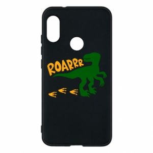 Phone case for Mi A2 Lite Roarrr - PrintSalon