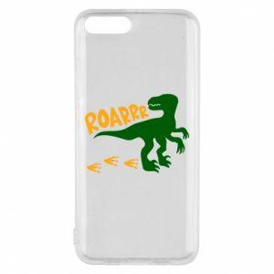 Phone case for Xiaomi Mi6 Roarrr - PrintSalon
