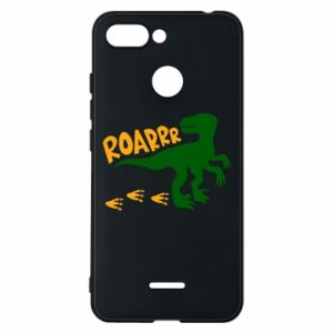 Phone case for Xiaomi Redmi 6 Roarrr - PrintSalon
