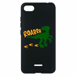 Phone case for Xiaomi Redmi 6A Roarrr - PrintSalon