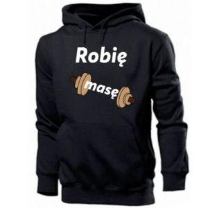 Men's hoodie I'm doing mass