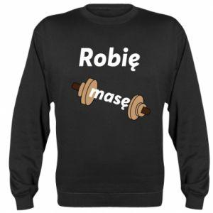 Sweatshirt I'm doing mass - PrintSalon
