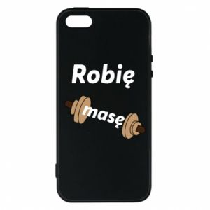 Phone case for iPhone 5/5S/SE I'm doing mass - PrintSalon