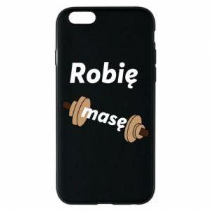 Phone case for iPhone 6/6S I'm doing mass - PrintSalon