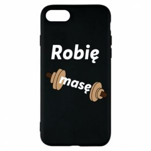 Phone case for iPhone 7 I'm doing mass - PrintSalon
