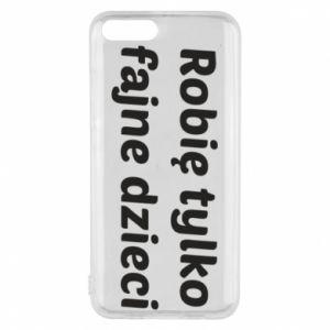 Phone case for Xiaomi Mi6 I make only cool kids - PrintSalon