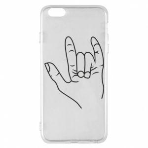 Etui na iPhone 6 Plus/6S Plus Rock greeting