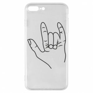 Etui na iPhone 7 Plus Rock greeting