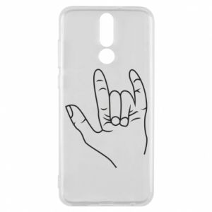 Etui na Huawei Mate 10 Lite Rock greeting